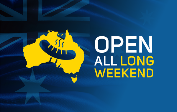 Open Australia Day public holiday