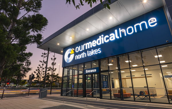 Our Medical Home North Lakes